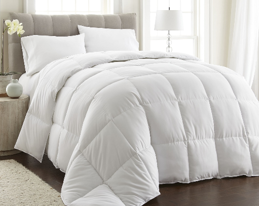 Chezmoi Collection White Goose Down Alternative Comforter