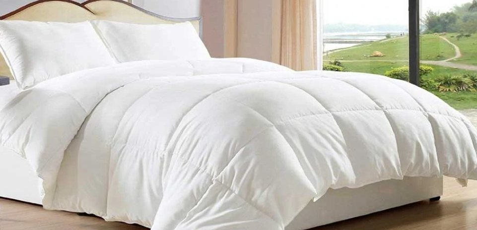 Clara Clark King Alternative Goose Down Comforter