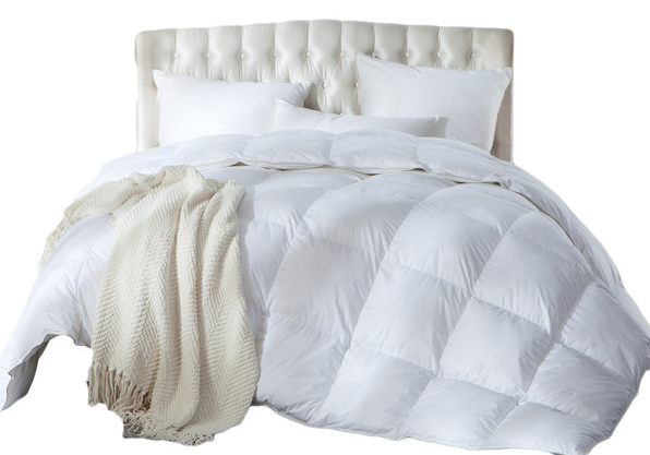 Luxurious Siberian Goose Down Comforter Review